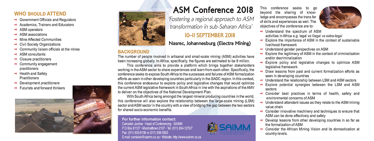 Advert ASM Conference full Ad