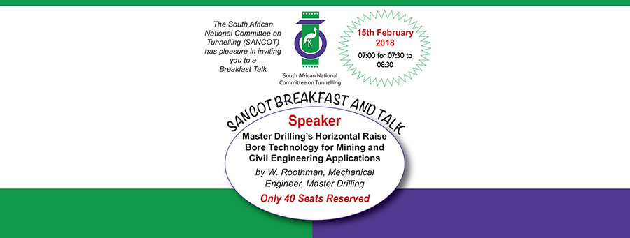 SANCOT Breakfast Talk 2018