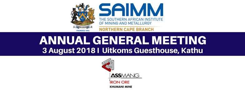 SAIMM Northern Cape Branch Event 5