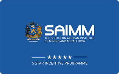 SAIMM membership card