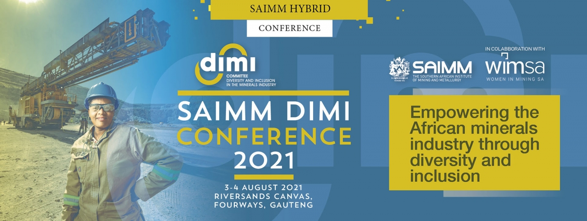 SAIMM DIMI CONFERENCE 2021