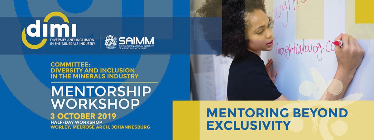 Diversity and Inclusion in the Minerals Industry - Mentorship Workshop
