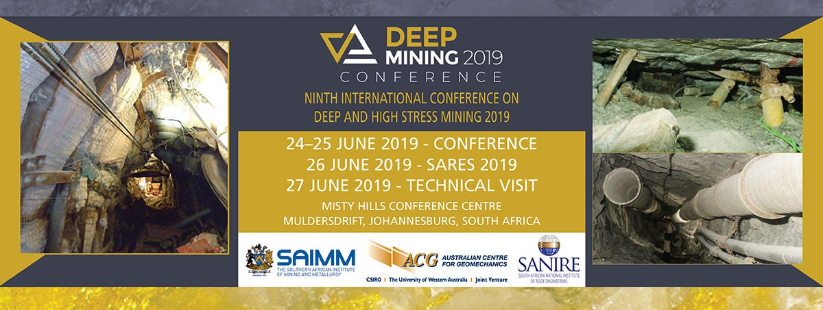 Deep Mining Conference 2019