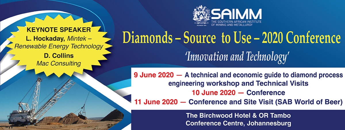 SAIMM - Upcoming events