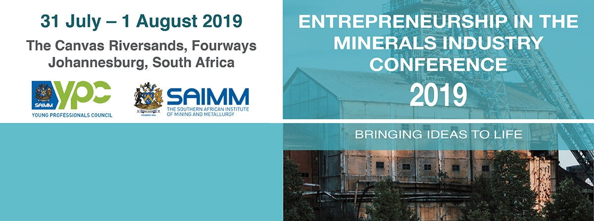 Entrepreneurship in the Minerals Industry Conference 2019
