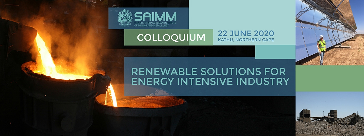 Renewable Solutions for Energy Intensive Industry