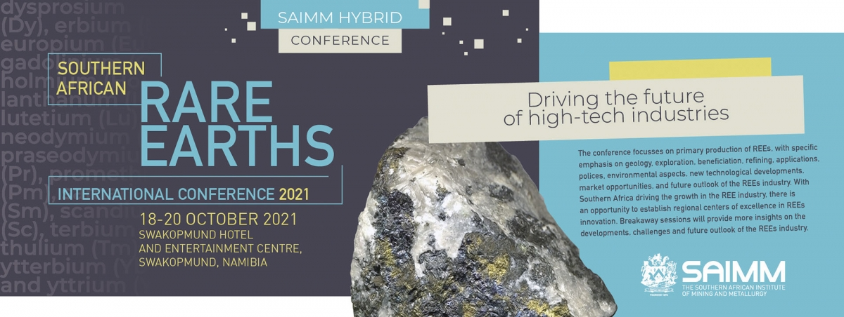 Southern African Rare Earths International Conference 2021