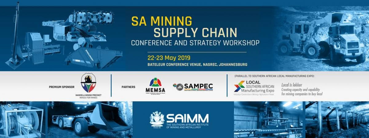 SA Mining Supply Chain Conference and Strategy Workshop 2019