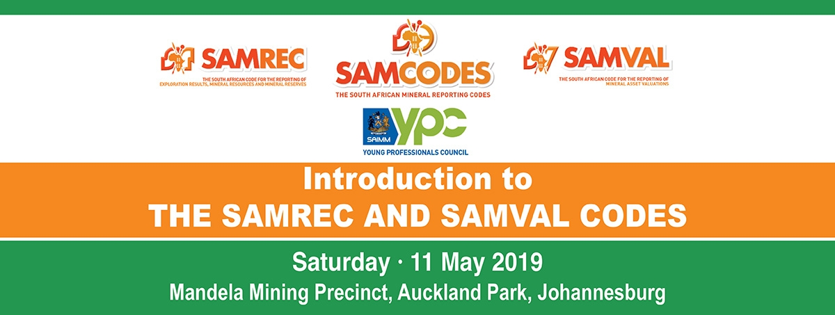 Introduction to the SAMREC and SAMVAL CODES 2019