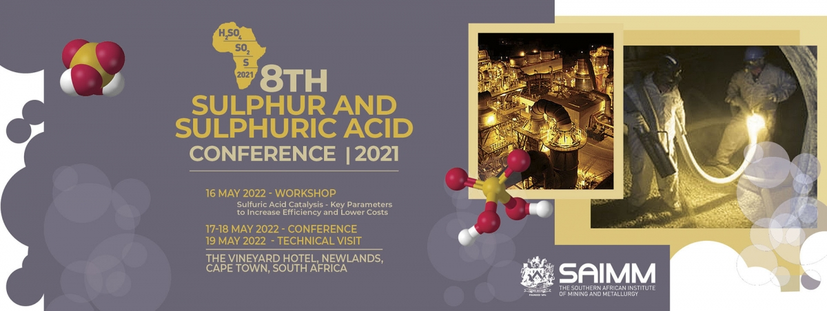 The 8th Sulphur and Sulphuric Acid Conference 2022