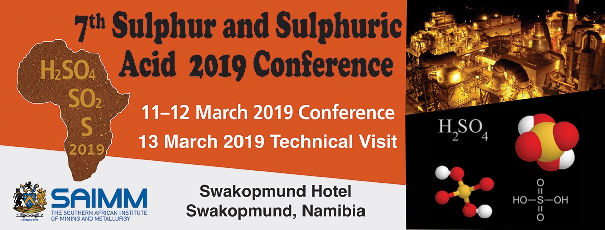 7th Sulphur and Sulphuric Acid 2019 Conference